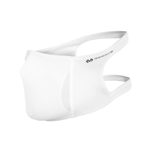 Sport Face Mask Solid white