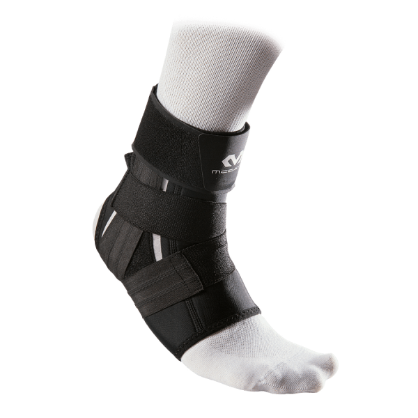 Ankle Support with Precision Straps - right