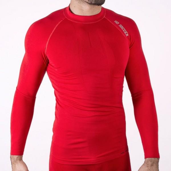 Long Sleeve Tee JUNIOR Red