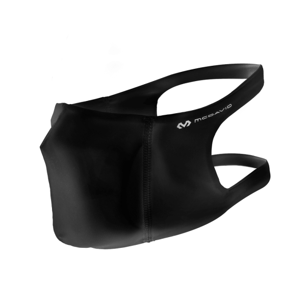 Sport Face Mask Solid black
