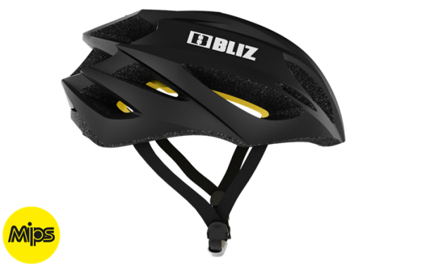 Alpha bike helmet w MIPS