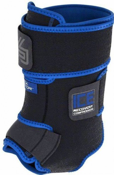 Ice Recovery Ankle Compression Wrap